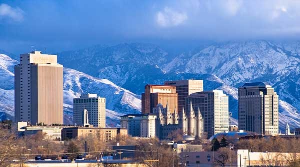 Salt Lake Winter
